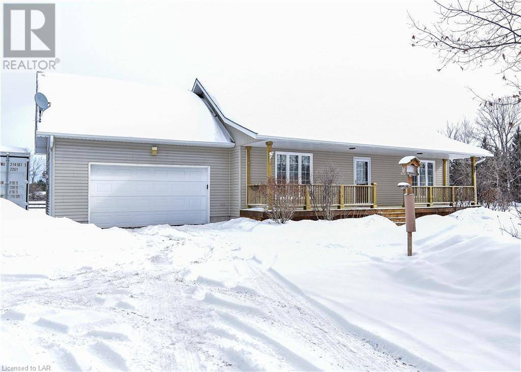 House for sale at 4445 Fairgrounds Rd Severn Ontario - MLS: 243799