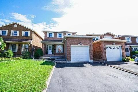House for sale at 4445 Full Moon Circ Mississauga Ontario - MLS: W4749284