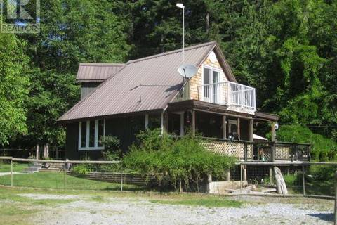 House for sale at 4447 Gillies Bay Rd Texada Island British Columbia - MLS: 14405