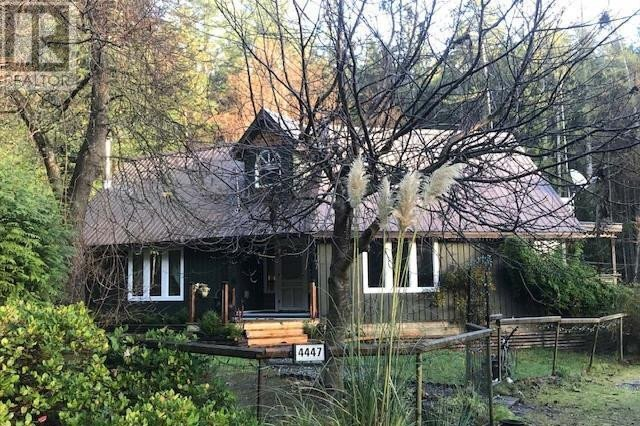 House for sale at 4447 Gillies Bay Rd Texada Island British Columbia - MLS: 15456