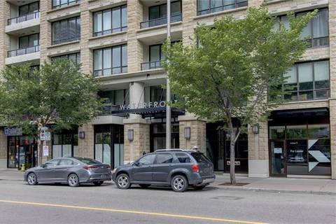Condo for sale at 222 Riverfront Ave Southwest Unit 445 Calgary Alberta - MLS: C4257898
