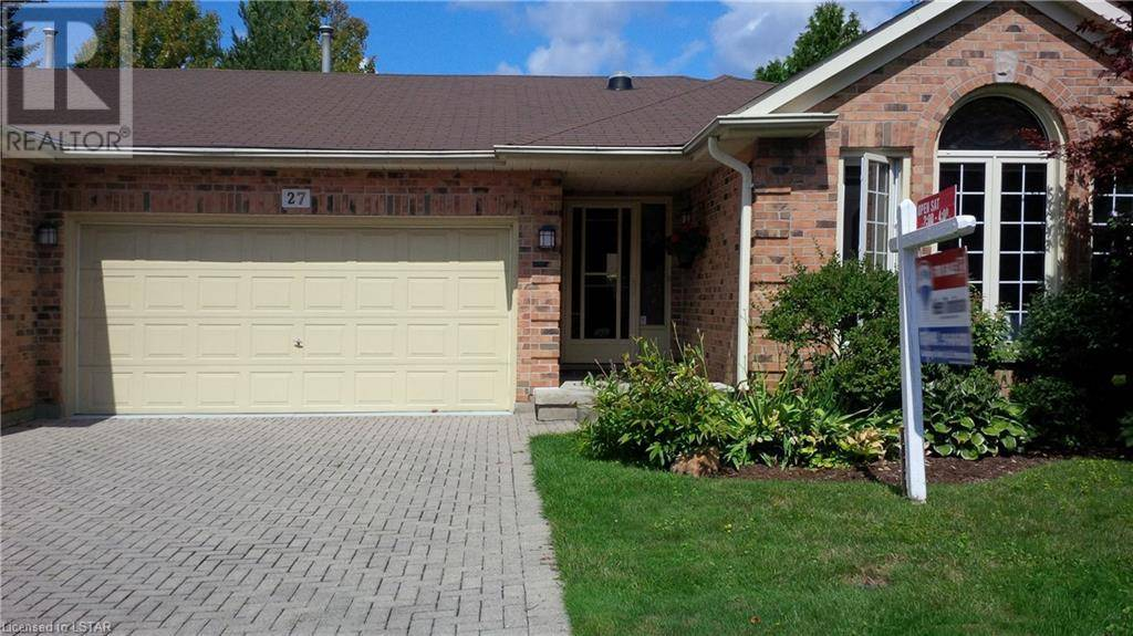 Home for sale at 27 Riverside Dr Unit 445 London Ontario - MLS: 219066