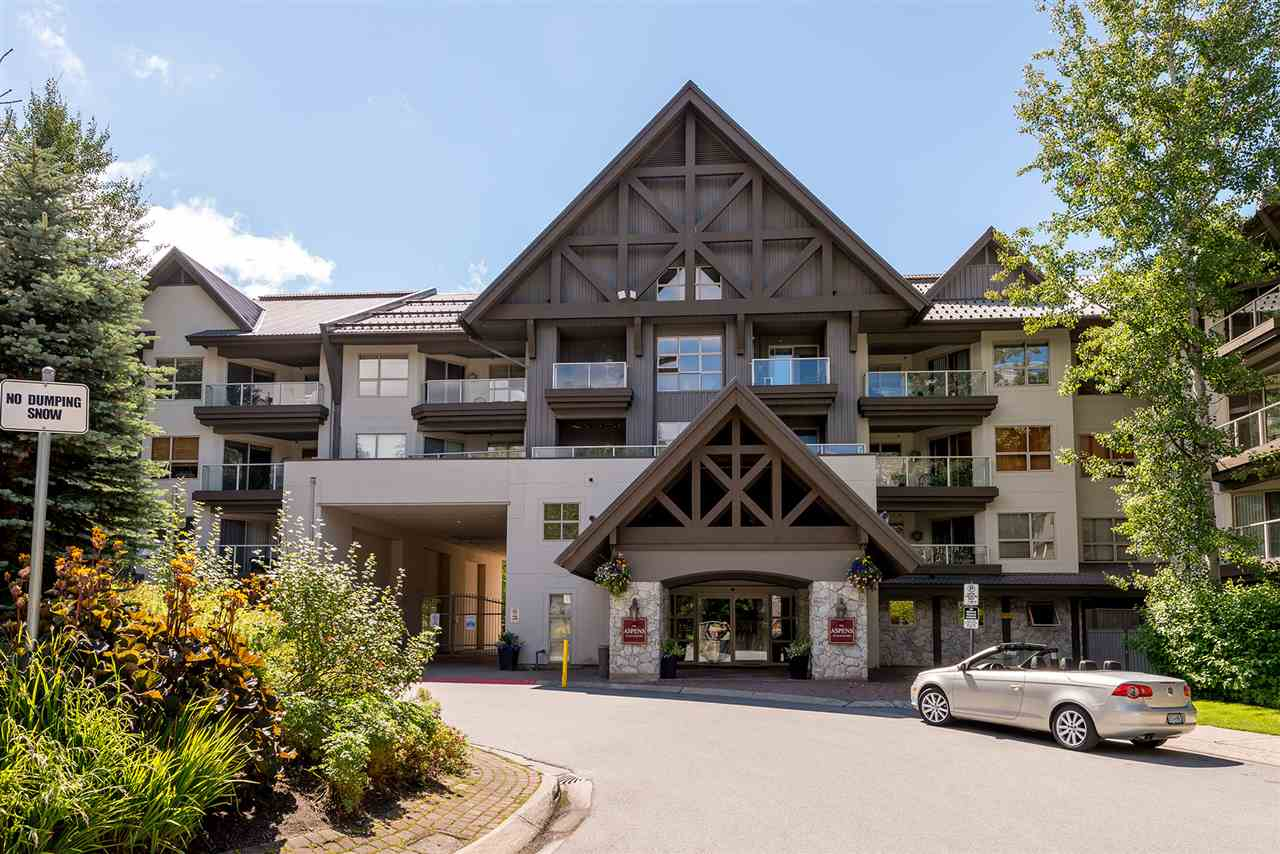 For Sale: 445 - 4800 Spearhead Drive, Whistler, BC | 1 Bed, 1 Bath Condo for $799,000. See 19 photos!