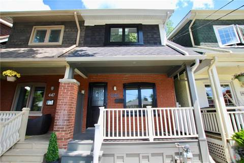 Townhouse for sale at 445 Ashdale Ave Toronto Ontario - MLS: E4494614