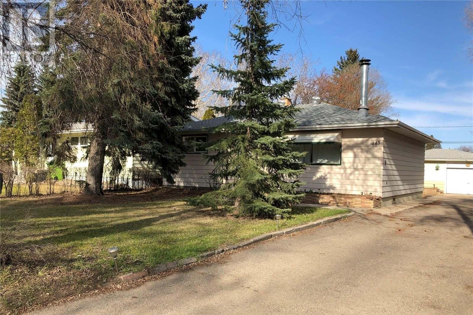 House for sale at 445 Bay Ave S Fort Qu'appelle Saskatchewan - MLS: SK827019