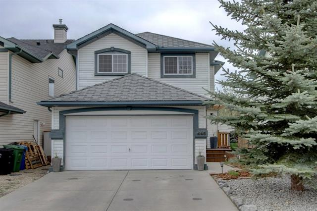 For Sale: 445 Douglas Ridge Circle Southeast, Calgary, AB | 4 Bed, 3 Bath House for $459,900. See 32 photos!