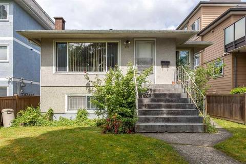 House for sale at 445 44th Ave E Vancouver British Columbia - MLS: R2437296