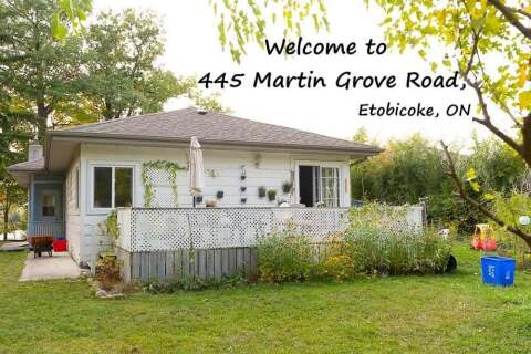 House for rent at 445 Martin Grove Rd Toronto Ontario - MLS: W4946734