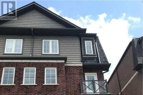 Townhouse for rent at 445 Ontario St South Milton Ontario - MLS: 30814029