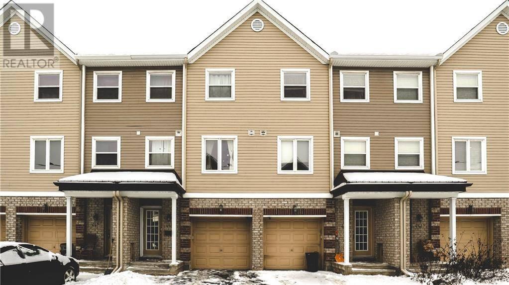 Townhouse for rent at 445 Sadar Pt Nepean Ontario - MLS: 1179162