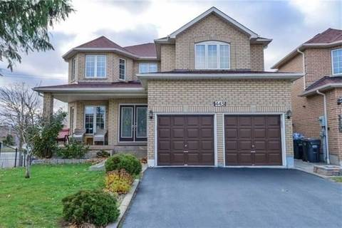 House for rent at 445 Searles Ct Mississauga Ontario - MLS: W4696364