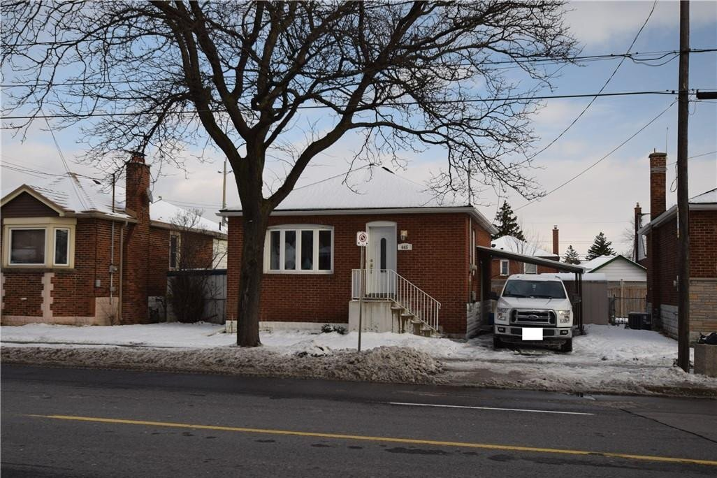House for rent at 445 Upper Wellington St Hamilton Ontario - MLS: H4093502