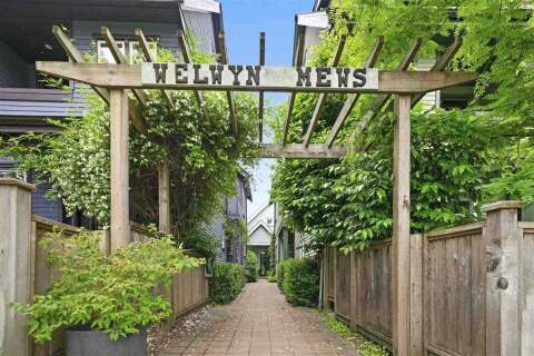 Townhouse for sale at 4451 Welwyn St Vancouver British Columbia - MLS: R2473671