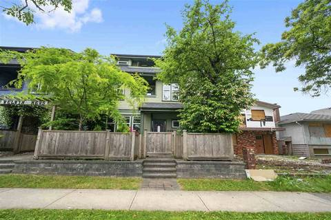 Townhouse for sale at 4451 Welwyn St Vancouver British Columbia - MLS: R2380140