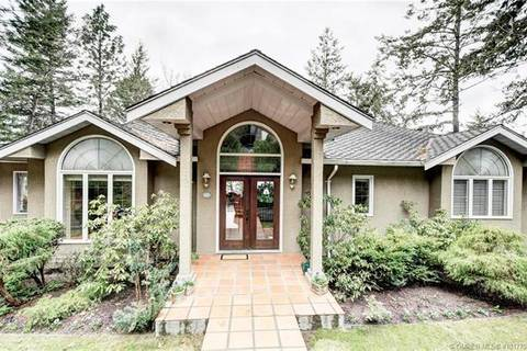 House for sale at 4454 Finch Rd Lake Country British Columbia - MLS: 10177505