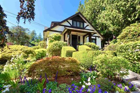 House for sale at 4455 Piccadilly North Rd West Vancouver British Columbia - MLS: R2394620