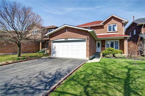 House for sale at 4459 Radisson Cres Mississauga Ontario - MLS: W4424117