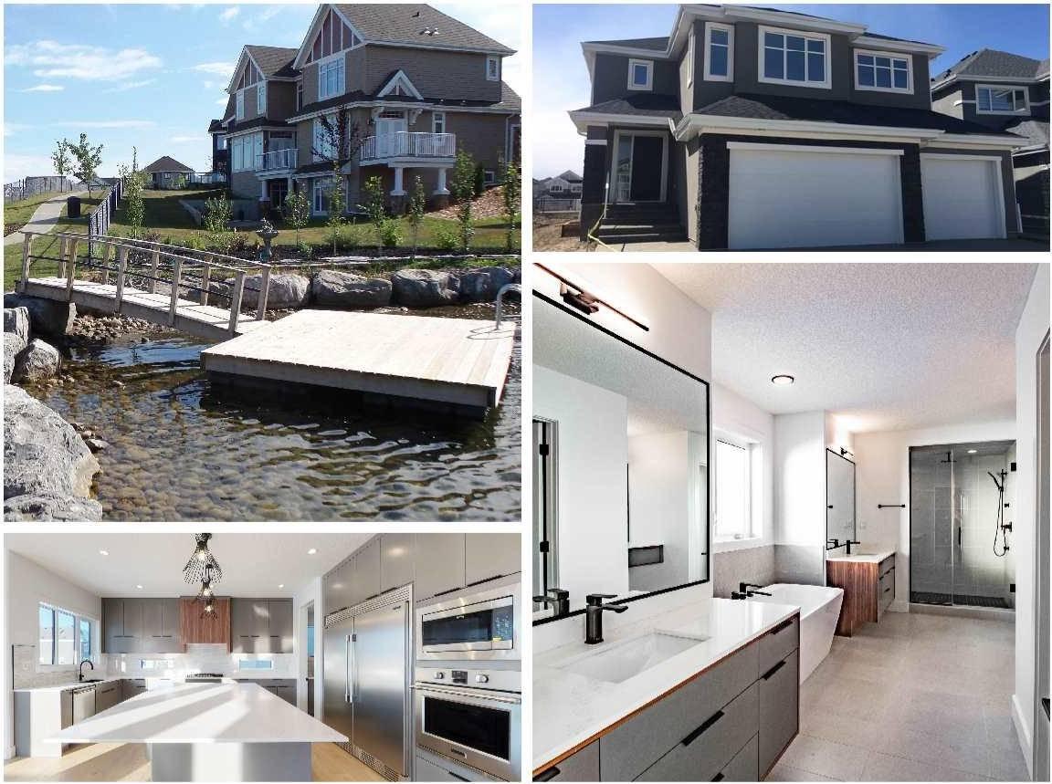 House for sale at 4459 Suzanna Cres Sw Edmonton Alberta - MLS: E4184339