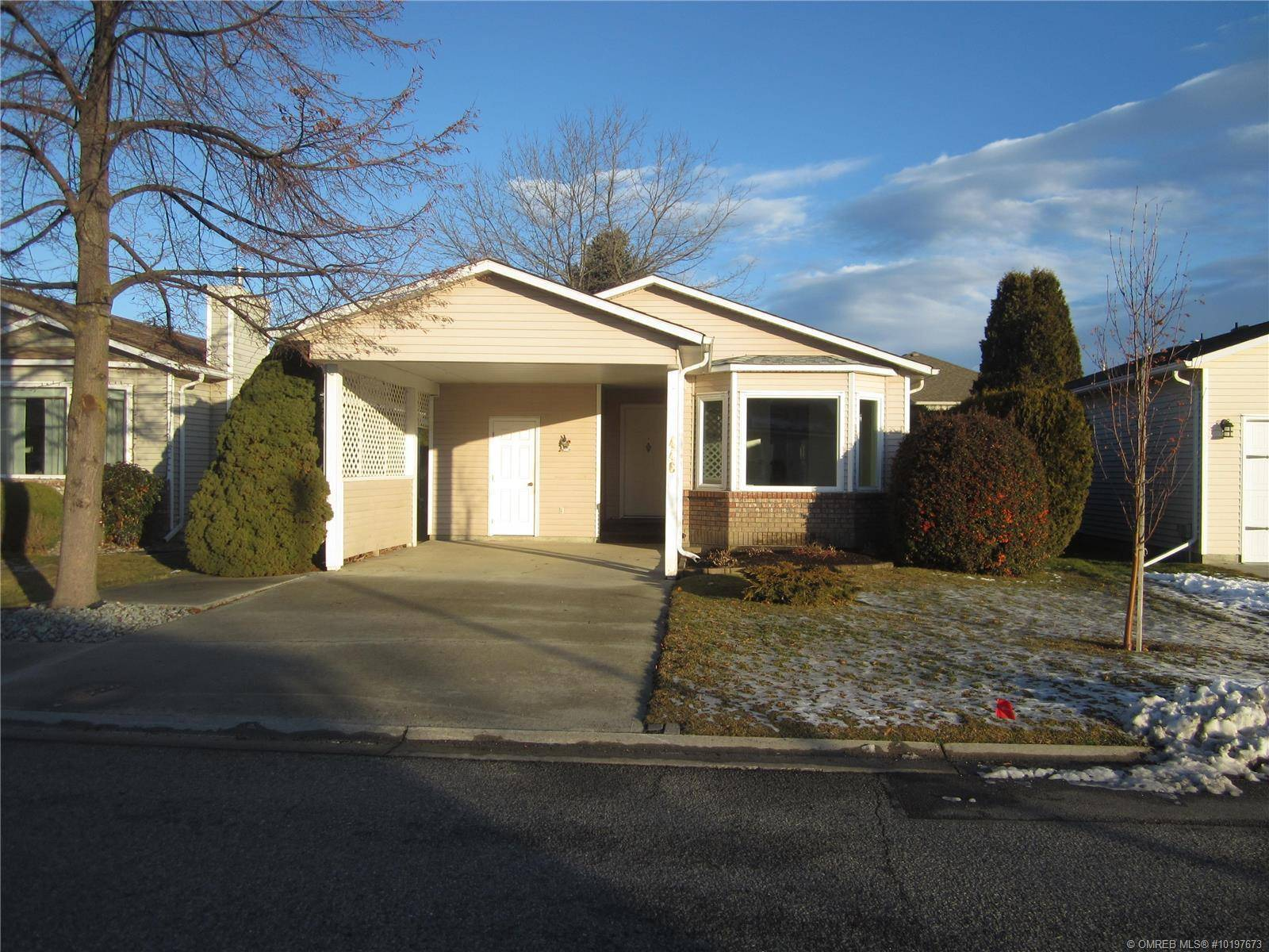 House for sale at 1260 Raymer Ave Unit 446 Kelowna British Columbia - MLS: 10197673