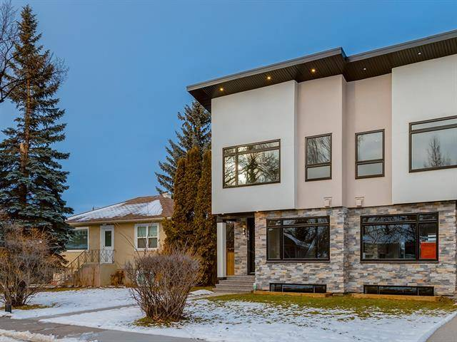 Townhouse for sale at 446 35 Ave Northwest Calgary Alberta - MLS: C4266955