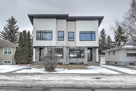 Townhouse for sale at 446 35 Ave Northwest Calgary Alberta - MLS: C4288081