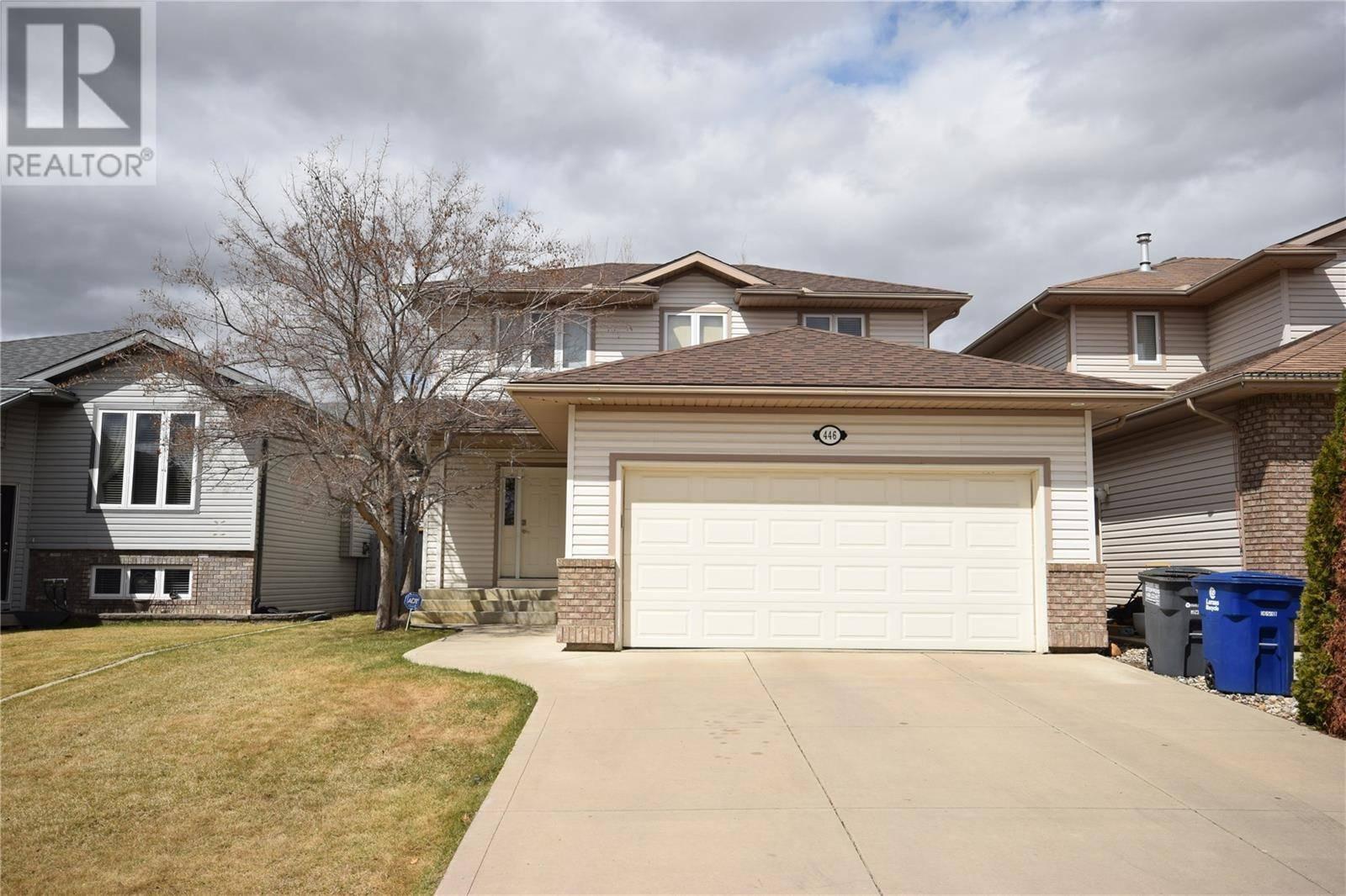 House for sale at 446 Buckwold Cv  Saskatoon Saskatchewan - MLS: SK803946