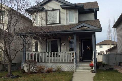 House for sale at 446 Gibb Wd Nw Edmonton Alberta - MLS: E4134192