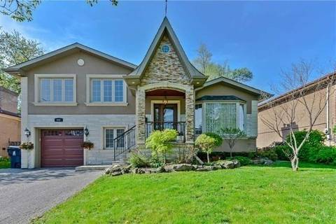 House for rent at 446 Hounslow Ave Toronto Ontario - MLS: C4489810