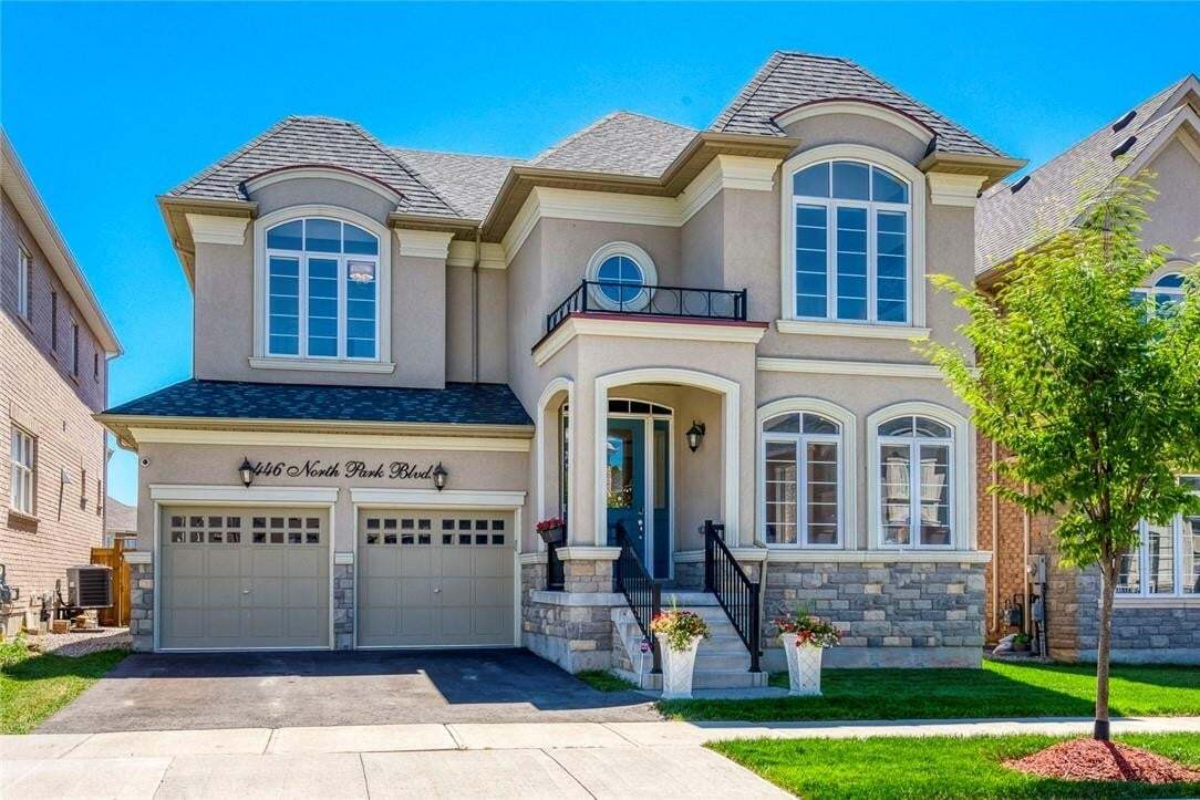 House for sale at 446 North Park Blvd Oakville Ontario - MLS: H4085500