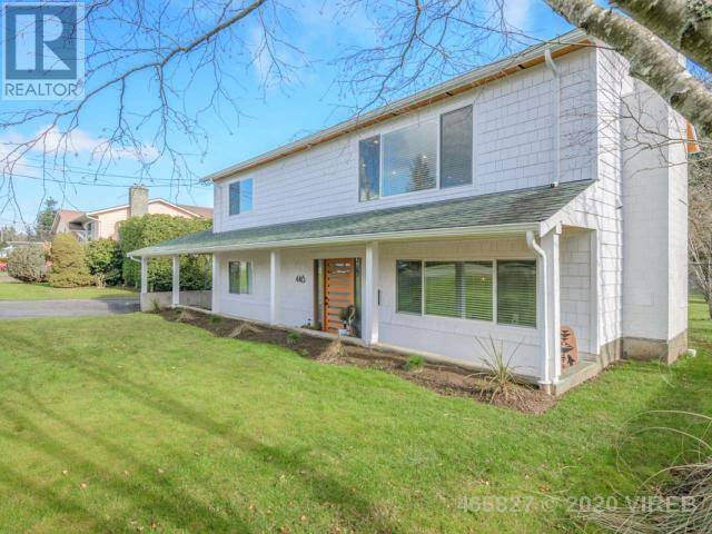 House for sale at 446 Pritchard Rd Comox British Columbia - MLS: 465827