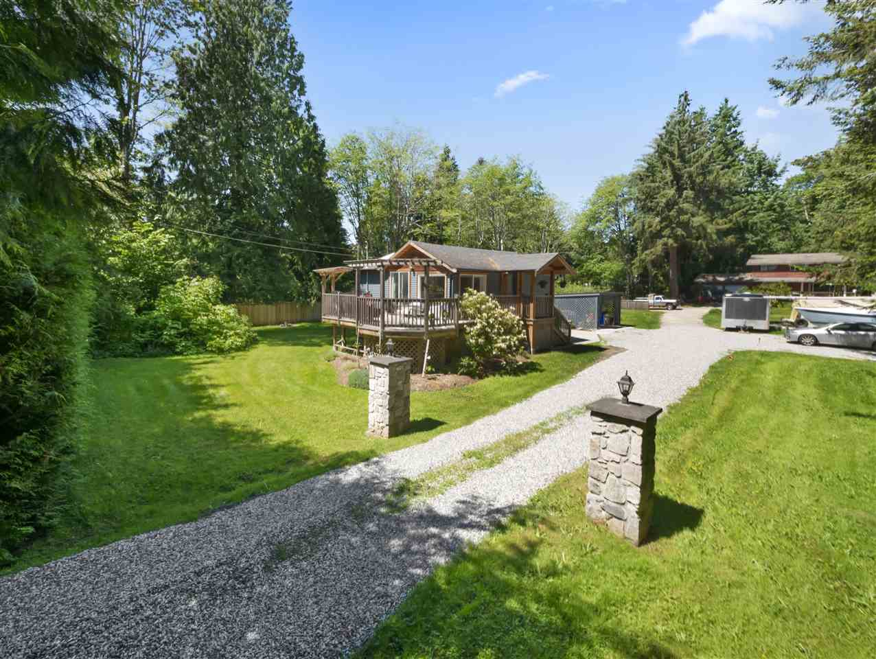 Sold: 4462 Sunshine Coast Highway, Sechelt, BC