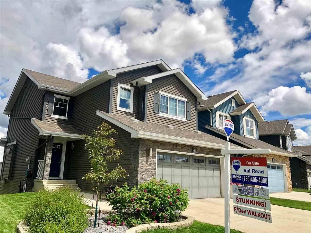 House for sale at 4463 Crabapple Landng Sw Edmonton Alberta - MLS: E4189951