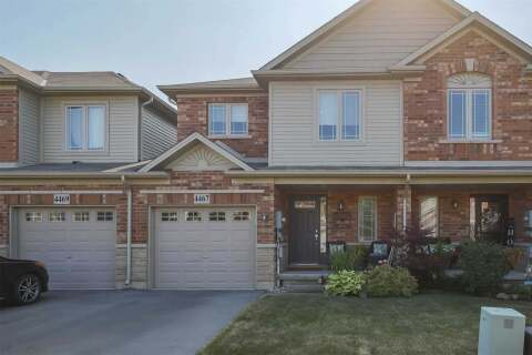 Townhouse for sale at 4467 Comfort Cres Lincoln Ontario - MLS: X4823811