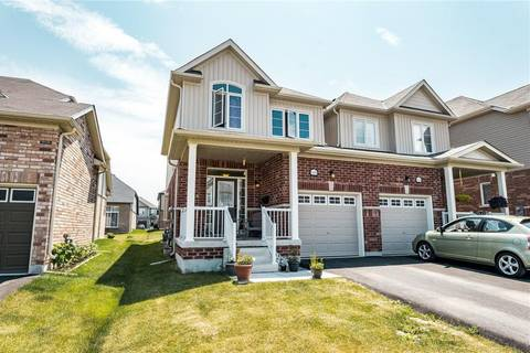 Townhouse for sale at 4468 Eclipse Wy Niagara Falls Ontario - MLS: 30749516