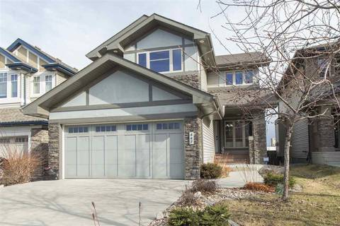 House for sale at 447 Ainslie Cres Sw Edmonton Alberta - MLS: E4152449