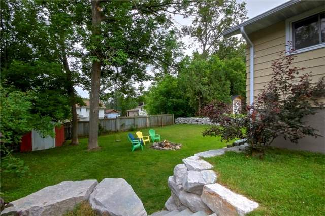 For Sale: 447 Broderick Street, Tay, ON | 3 Bed, 1 Bath House for $319,900. See 12 photos!