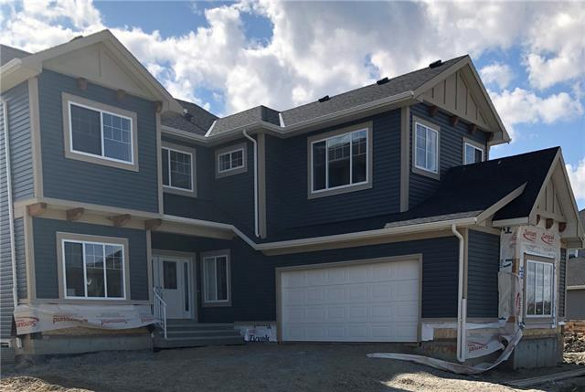 For Sale: 447 Canals Boulevard Southwest, Airdrie, AB | 3 Bed, 3 Bath House for $669,900. See 3 photos!