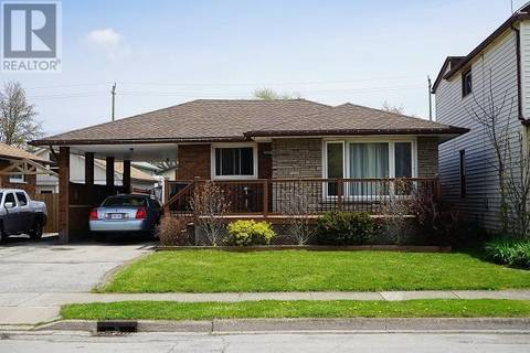 House for sale at 447 David St Welland Ontario - MLS: 193195