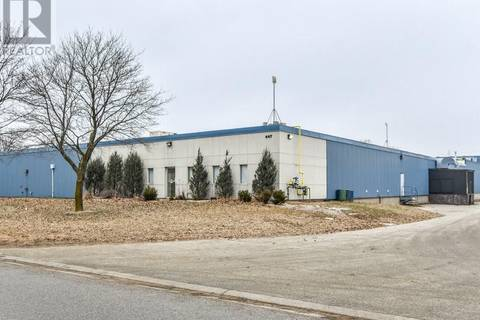 Commercial property for lease at 447 Dobbie Dr Cambridge Ontario - MLS: 30707459