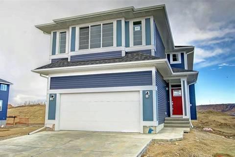 House for sale at 447 Rivercrest Blvd Cochrane Alberta - MLS: C4290759