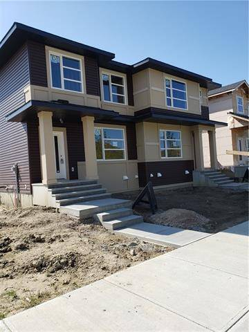 Townhouse for sale at 447 Savana Blvd Northeast Calgary Alberta - MLS: C4258333