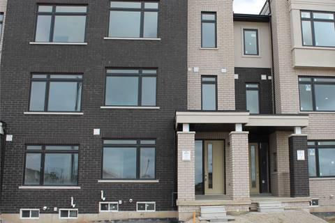 Townhouse for rent at 447 Veterans Dr Unit 137 Brampton Ontario - MLS: W4644764