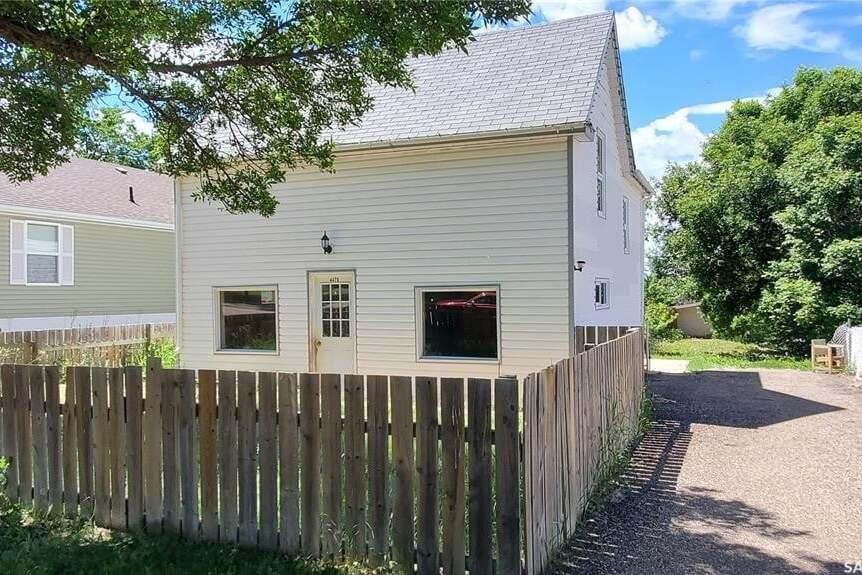 House for sale at 4470 Price Ave Gull Lake Saskatchewan - MLS: SK814126