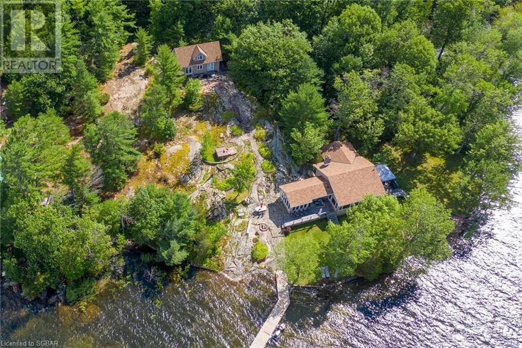 House for sale at 4476 Island 1040/little Beausoleil Is Honey Harbour Ontario - MLS: 40043614