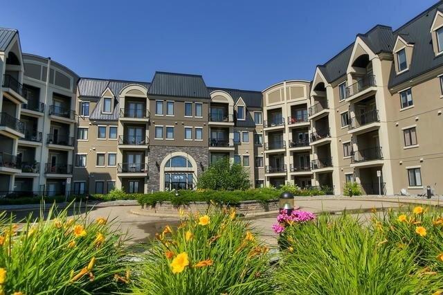 Condo for sale at 6079 Maynard Wy NW Unit 448 Edmonton Alberta - MLS: E4207528