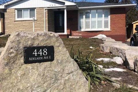 House for sale at 448 Adelaide Ave Oshawa Ontario - MLS: E4733374