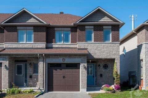 House for sale at 448 Barrick Hill Rd Kanata Ontario - MLS: 1208472