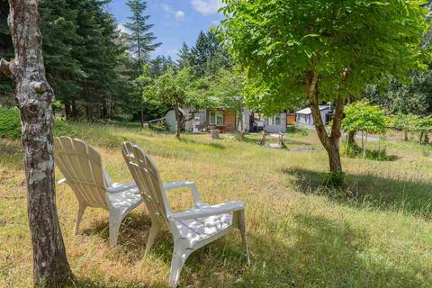 House for sale at 448 Dixon Rd Mayne Island British Columbia - MLS: R2418800