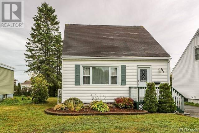 House for sale at 448 Fundy Dr Saint John New Brunswick - MLS: NB034960
