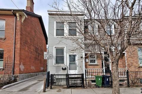 Townhouse for sale at 448 Gerrard St Toronto Ontario - MLS: C4717343